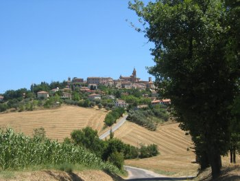 Corinaldo krijgt predikaat 'mooiste stadje van Midden-Italie'