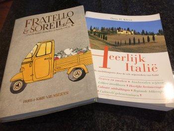 Boeken, films en Italiaanse muziek